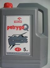 Petrygo Q 10 л жидкость охлаждения с температурой замерзания -35*С