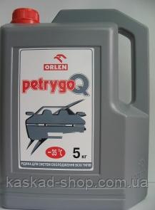 Petrygo Q 10 л жидкость охлаждения с температурой замерзания -35*С, фото 2