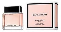 Givenchy Dahlia Noir туалетная вода 75 ml. (Живанши Далиа Нуар), фото 1