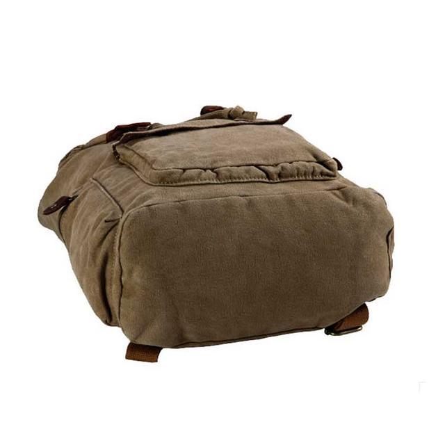 Рюкзак городской S.c.cotton хаки