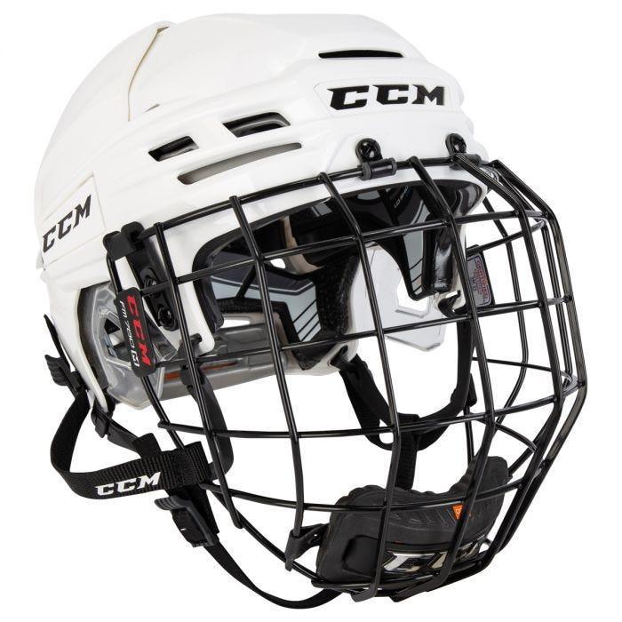 Шлем CCM TACKS 910 Combo