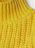Женский свитер H&M желтый M, фото 2