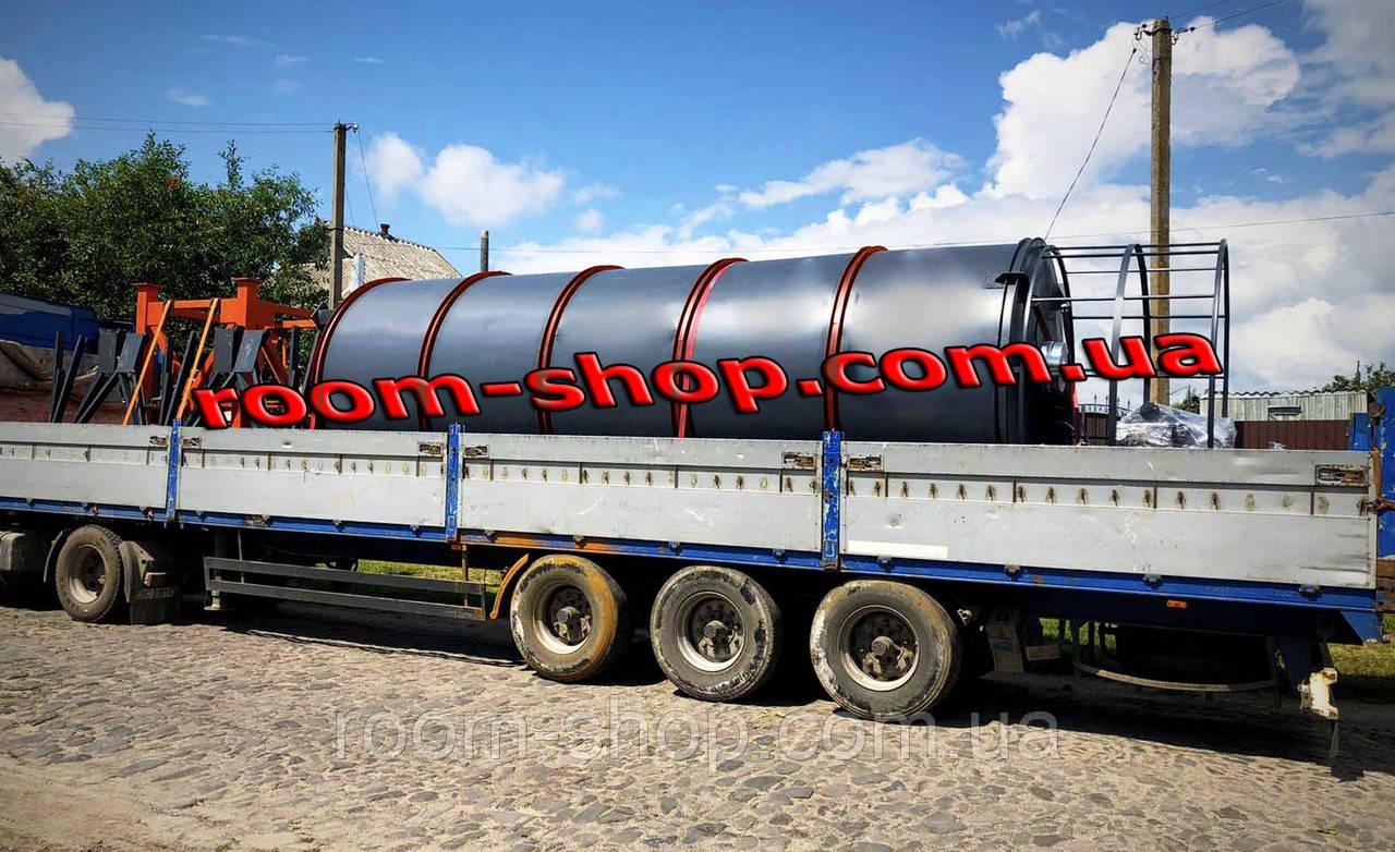 Силосы для цемента, зерна, песка, кормов (элеваторы) СЦ-75 тонн, бункер