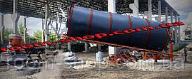 Силосы для цемента, зерна, песка, кормов (элеваторы) СЦ-75 тонн, бункер, фото 3