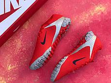Сорокножки Nike Mercurial Vapor 13 Elite MDS FG/ сороконожки найк/ футбольная обувь, фото 3