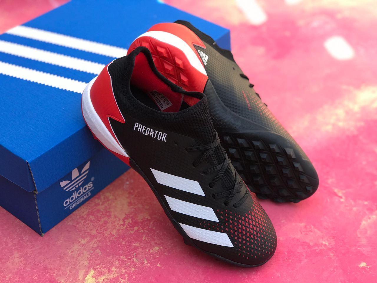 Сороконожки Adidas PREDATOR MUTATOR 20.3/ сороконожки  адидас/ футбольная обувь
