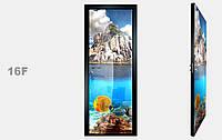 """Дзеркальна міжкімнатні двері серії """"Фото"""" фабрики Аксіома модель 16F"""