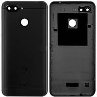Задняя крышка оригинал для Xiaomi Redmi 6 Black