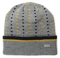 Шапка Levi's Men's Birdseye Cuff Beanie Light Heather