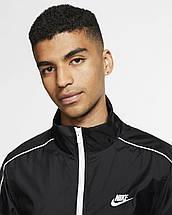 Спортивный костюм Nike NSW Tracksuit Woven Basic M BV3030-010 Черный, фото 2