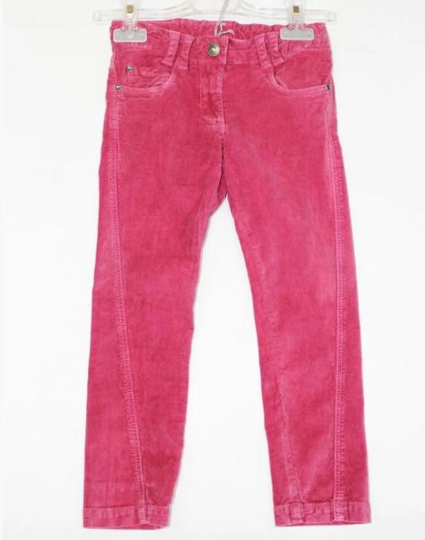 Детские брюки для девочки Melby Италия 13571732 розовый 110