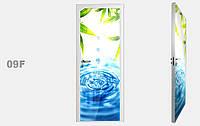 """Дзеркальна міжкімнатні двері серії """"Фото"""" фабрики Аксіома модель 09F"""