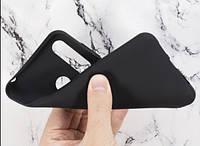 Силиконовый чехол Oukitel C17 (черный)