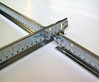 Профиль для подвесного потолка поперечный 1,2м