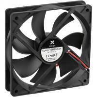 Вентилятор чорний пластиковий 50х50 (12V) GAV 381