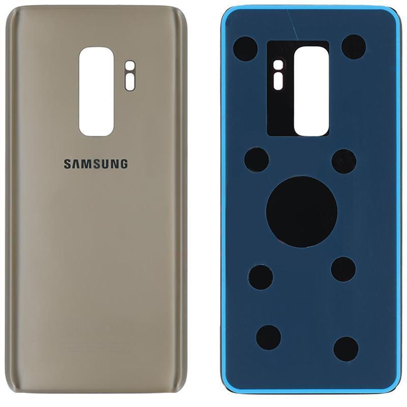 Задняя крышка оригинал для Samsung Galaxy S9 Plus G965 Gold