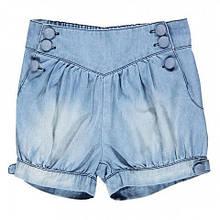 Детские шорты для девочки BRUMS Италия 151BEBL001 Синий