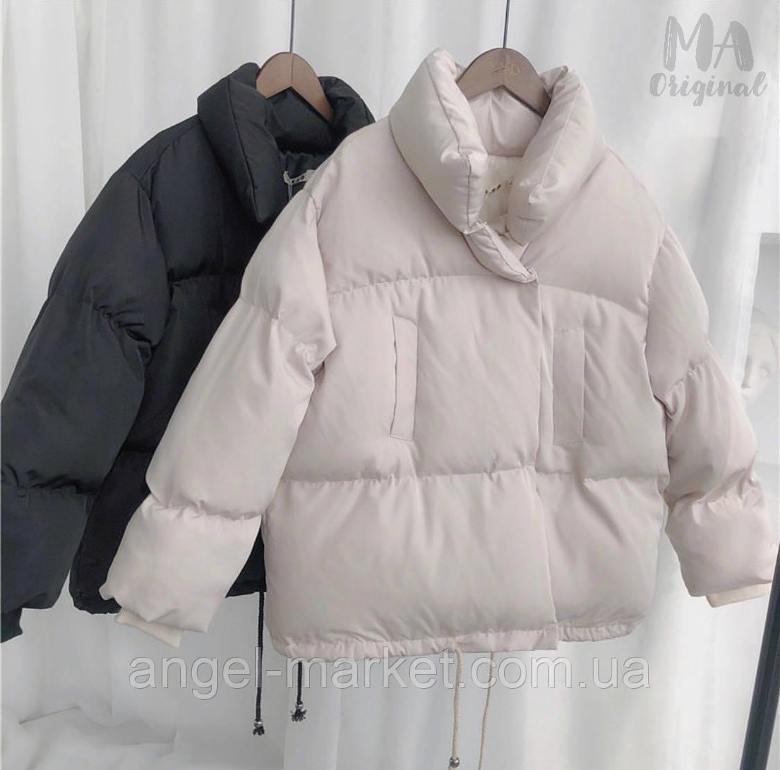 Теплая зимняя женская  куртка новинка 2020