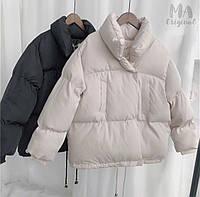 Теплая зимняя женская  куртка новинка 2020, фото 1