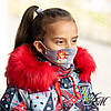 """Зимняя куртка для девочки """"Ливи"""" на меховой подстежке + маска в подарок, фото 6"""