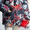 """Зимняя куртка для девочки """"Ливи"""" на меховой подстежке + маска в подарок, фото 3"""