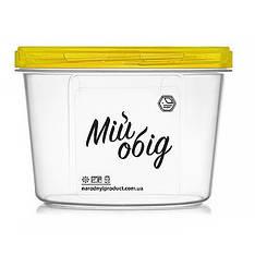 Контейнер пищевой с резьбой 700 мл d12.5*9см NP-69ж