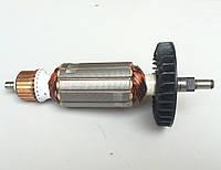 Якорь (ротор) для УШМ болгарки Makita 9523NB ( 145*32/ посадка 6.5 )