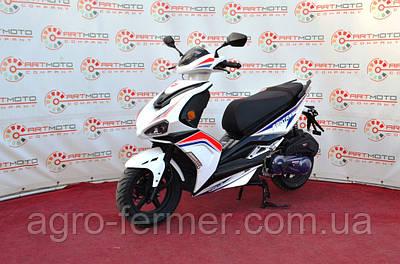 Скутер, мотоцикл Forte FANTASY 125CC білий
