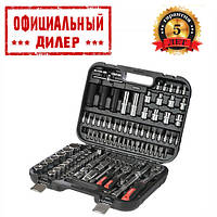 "Набор инструментов 111 ед. STORM, 1/2"", 1/4"", Сr-V INTERTOOL ET-8111"