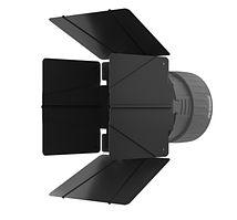 Шторки Aputure F10 Barndoor for LS 600d Fresnel Attachment (F10 BARNDOORS)