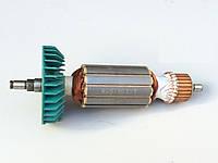Якорь (ротор) для УШМ болгарки Makita 9526NB ( 145*32/ посадка 6.5 )