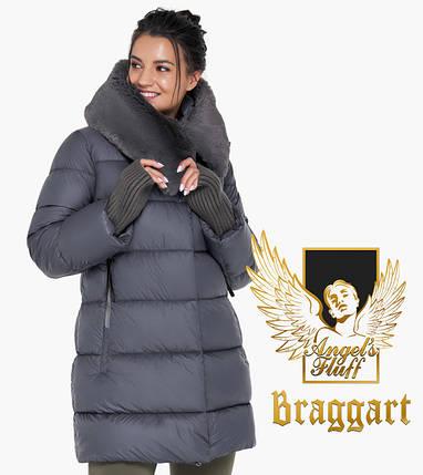 Воздуховик Braggart Angel's Fluff 31027| Теплая женская куртка муссон, фото 2