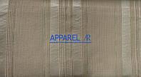 Мебельная ткань LAMINES  STRIPE BEIGE  жаккард (производство Аппарель)