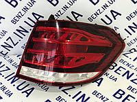 Задний правый наружный фонарь оригинал W212 рестайлинг универсал A2129061803