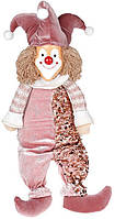 Мягкая игрушка «Клоун Тиффани» 19х13х48см, сидячий
