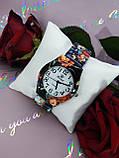 Наручные женские часы Xwei яркие стильные часики, фото 4