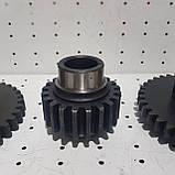 Набор шестерен скоросная КПП ЮМЗ (комплект 5 штук), фото 2