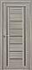 """Дверь межкомнатная остеклённая новый стиль Итальяно """"Флоренция С2 BLK,BR,GRF"""" 60-90 см жемчуг кофейный, фото 4"""