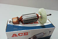 Якорь (ротор) для УШМ болгарки Makita 9555HN ( 153*31.5/ посадка 6 )