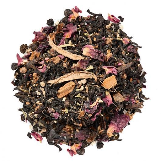Чай Черный Индийский Йога крупно листовой Tea Star 250 гр Индия