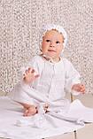 Крестильный набор рубашка для мальчика (без крыжмы), фото 2