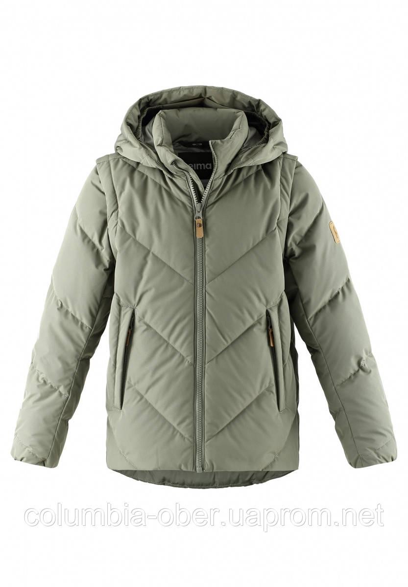 Куртка пуховая 2-в-1 Beringer