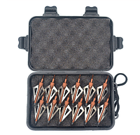 Наконечники для стріл з нержавіючої сталі для полювання 12 шт, фото 1