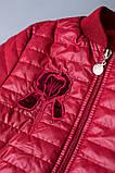 """Куртка-вітровка дитячий для дівчинки """"Iris"""", фото 3"""