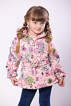 Куртка для дівчинки демисесонная