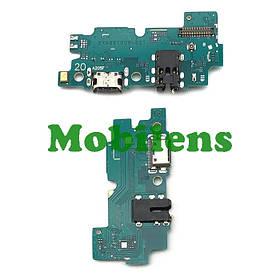 Samsung A205, A205F, Galaxy A20 2019 Шлейф-плата с разьемом зарядки