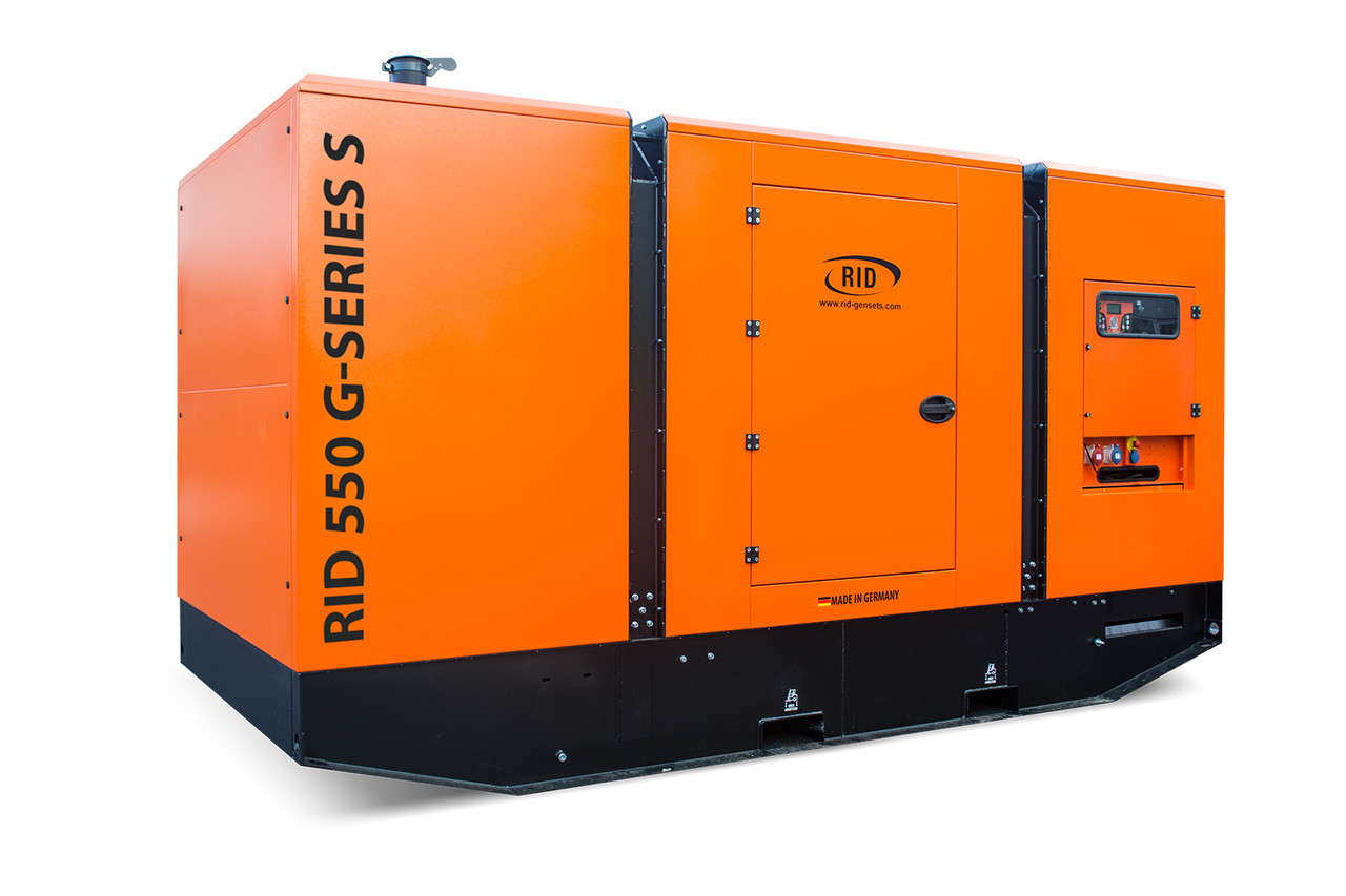 RID 550 G-SERIES S (440 кВт)