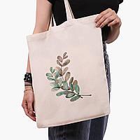 Эко сумка шоппер Экология (Ecology) (9227-1332) экосумка шопер  41*35 см, фото 1