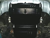 Защита двигателя Mitsubishi Pajero Sport 2010- (Мицубиси Паджеро Спорт)