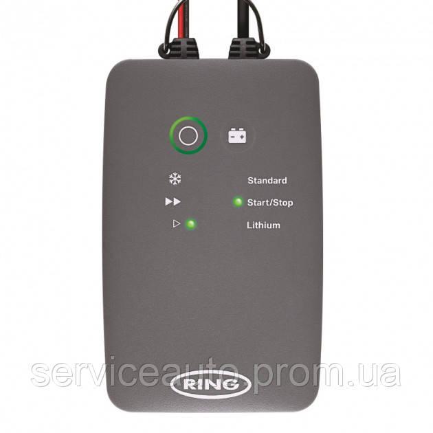 Интеллектуальное зарядное устройство RING RESC706 6A Smart Battery Charger (RESC706)
